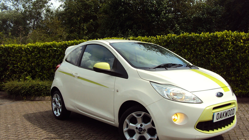 2010 '60' Reg Ford Ka 1.2 Digital