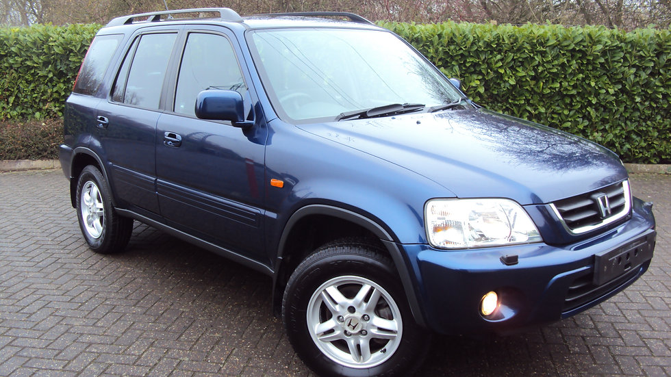 2001 Honda CR-V 2.0i ES Executive 4x4