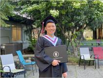 YSI 소식 - 노진오 학생 졸업식