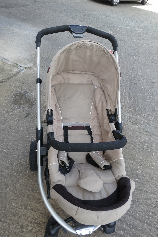 Коляска 2 в 1 Mothercare
