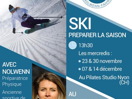 Préparation Ski