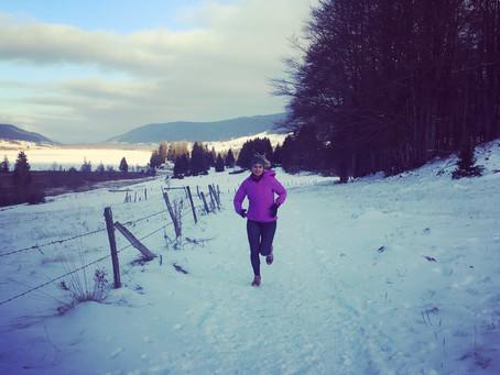 Dois-je continuer à courir l'hiver ?