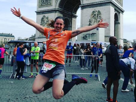 Marathon de Paris & Trail !