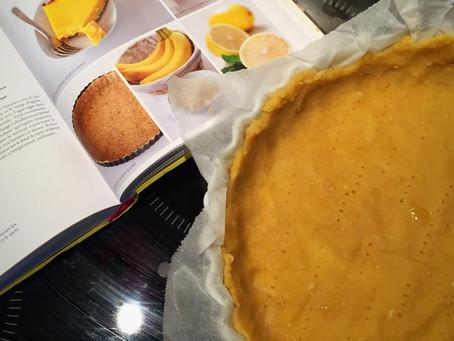 Pâte à tarte sans gluten, sans lactose