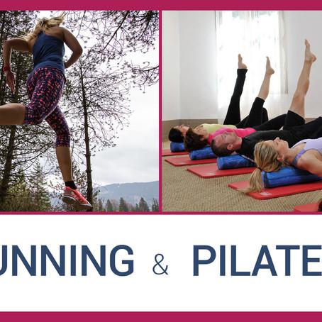 Running & Pilates