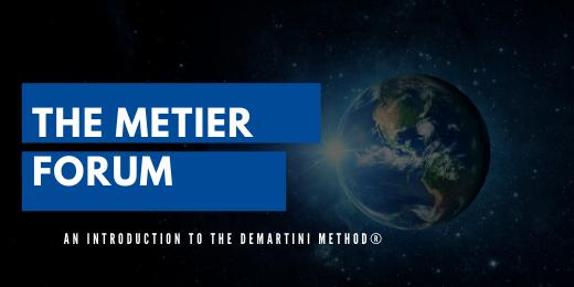 The Metier Forum,
