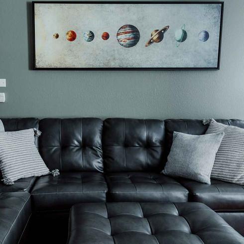Pluto Pass Suites