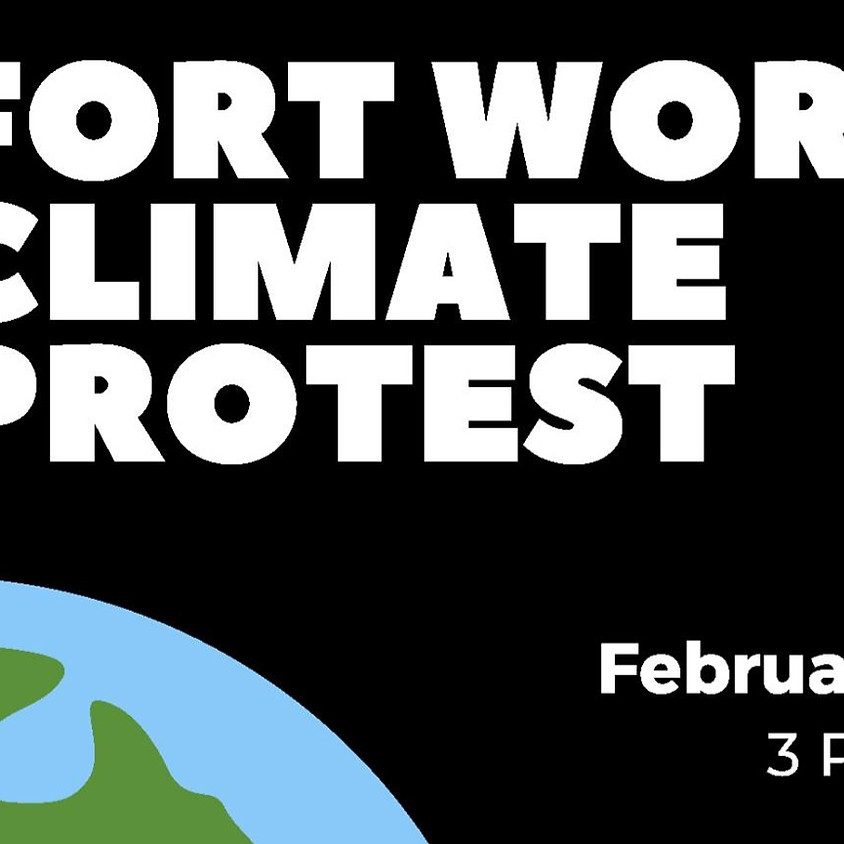 Climate Protest FTW