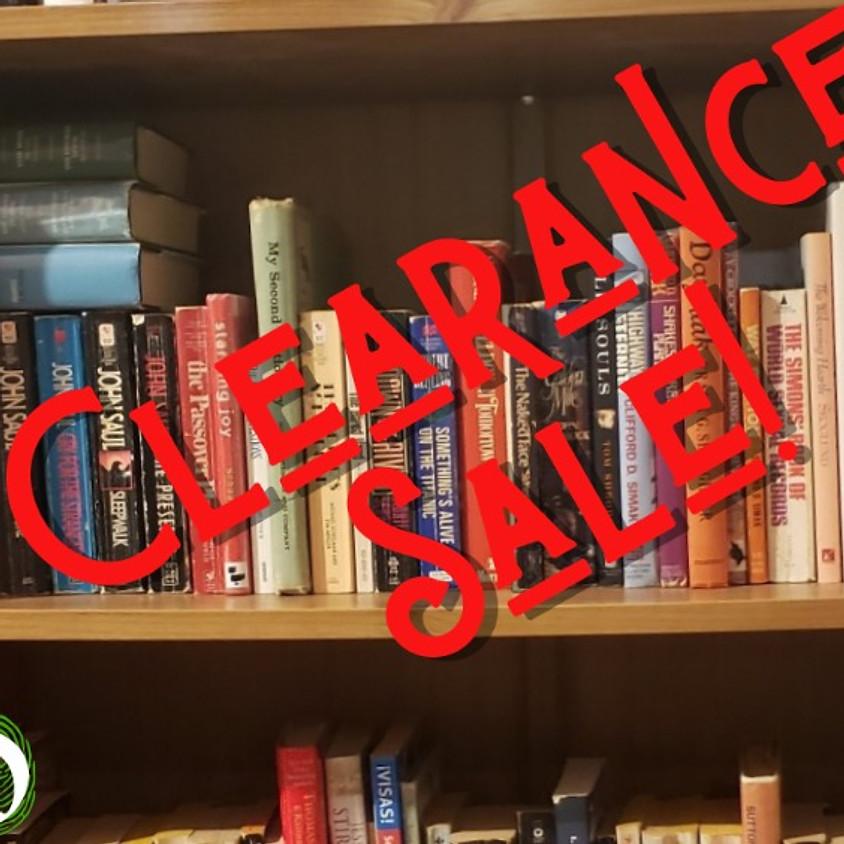 Clearance Sale @Dapper Inc.
