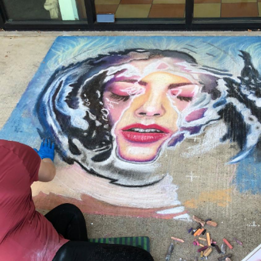World Blend - Annual Chalk Art Festival