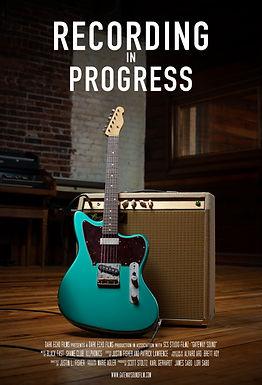 Recording In Progress Movie Poster 20180