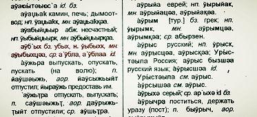 Abkhazia phrases