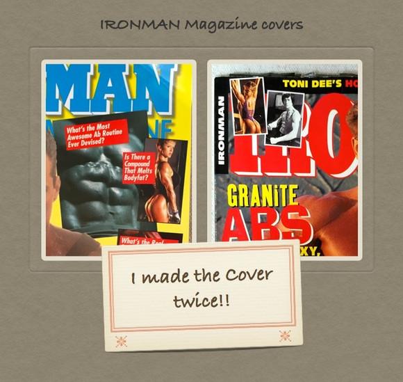 IM Cover twice!