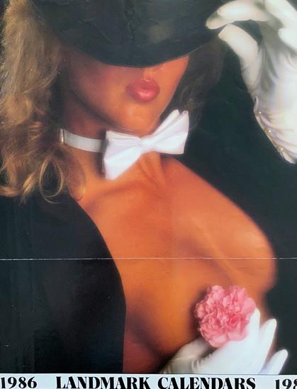 1986 KISSES POSTER