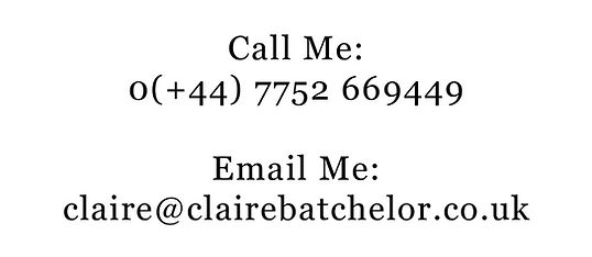 Claire Batchelor Composer Contact Details