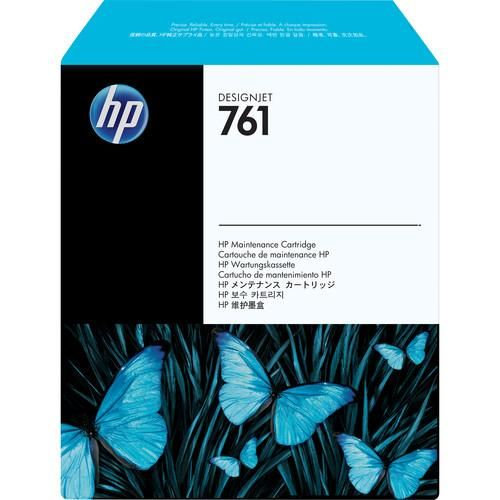 HP 761 Designjet Maintenance Cartridge For T7200