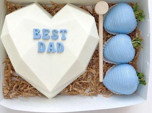 Father's Day Heart Box