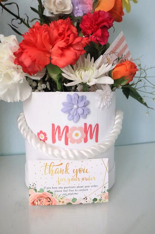 Bucket Flower Box