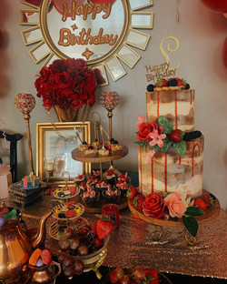 Rustic Vintage- Cake Dummy