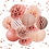 Thumbnail: Tissue Pom Poms Paper Lantern