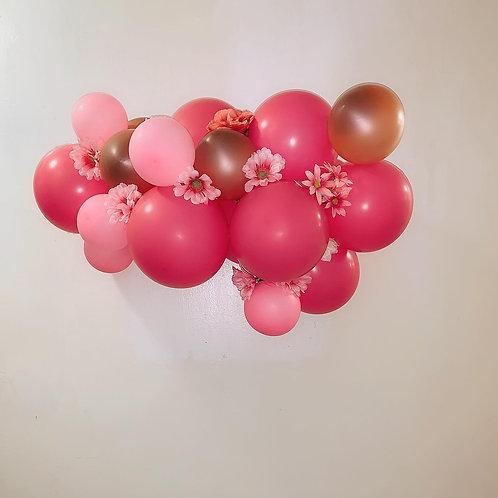 Mini Balloon garland