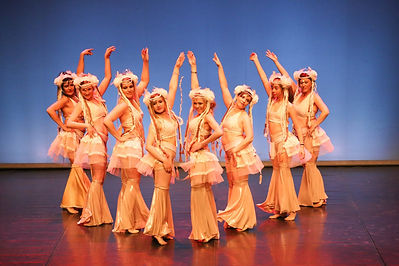 Danza Tribal/Étnica