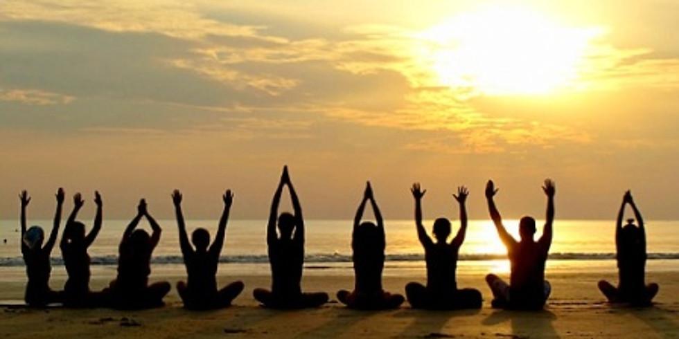 Yoga & Meditación en la Playa