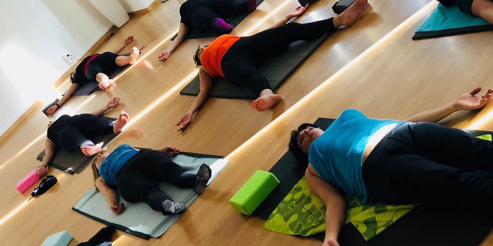 Yoga Restaurativo (Teacher Yoga-Training)