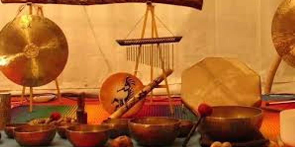Concierto Meditativo, lluvia de sonidos y vibración armónica (1)