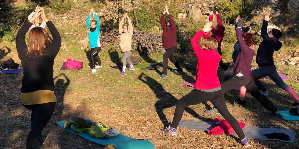 Retiro de Yoga en Prades