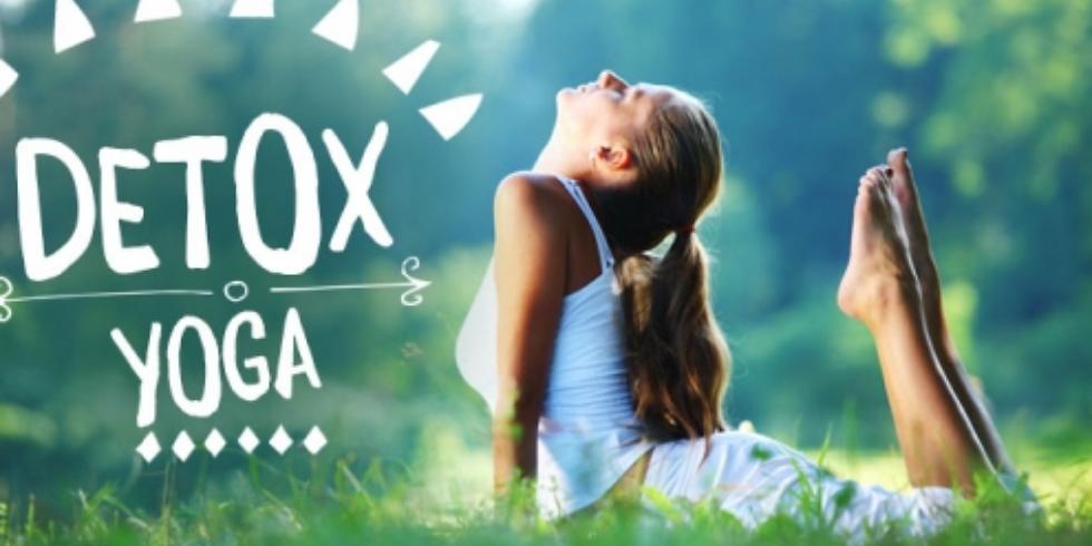 Taller de Yoga Detox
