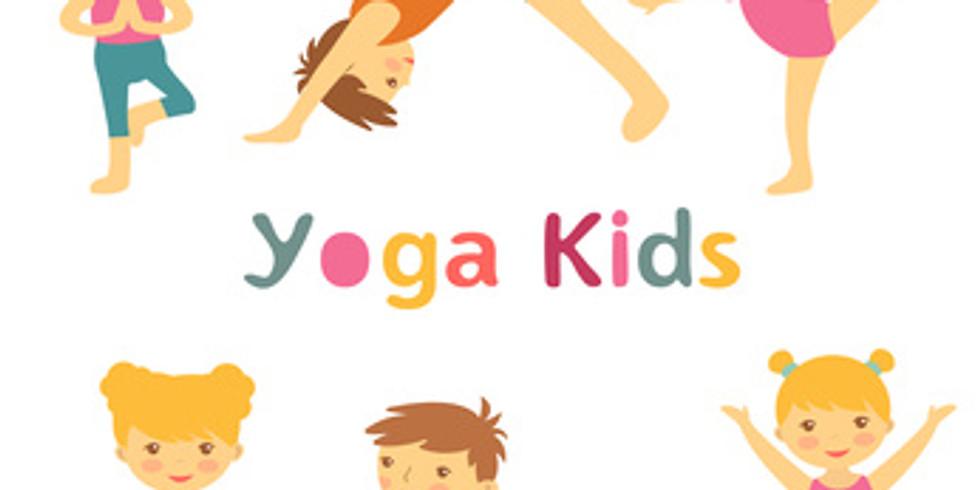 Taller de Yoga Kids