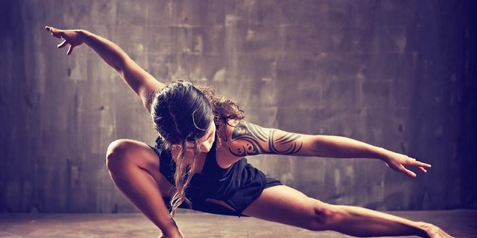 Taller de Vinyasa Flow Yoga