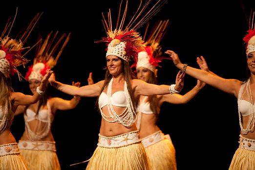 Danza Polinesia