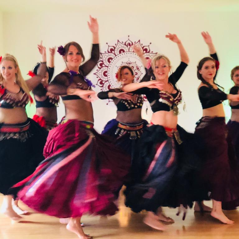 Taller de Danza Tribal