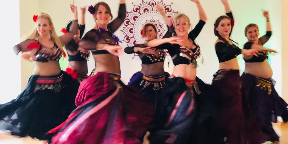 Curso de Danza Tribal
