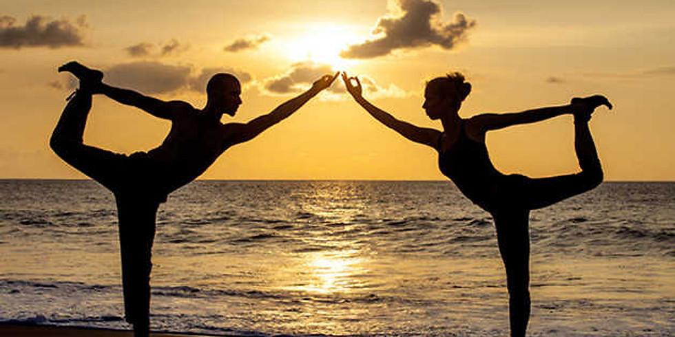 Yoga para Parejas & Vermuth
