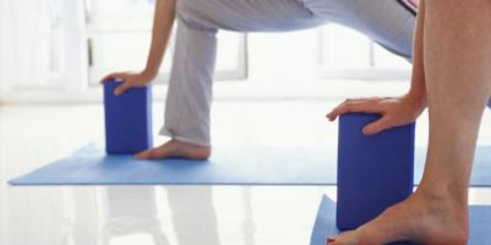 Introducción al Yoga, posturas básicas