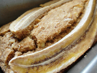 Plant-Based Healthy Banana Bread