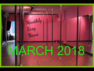 Monthly News   March 18'