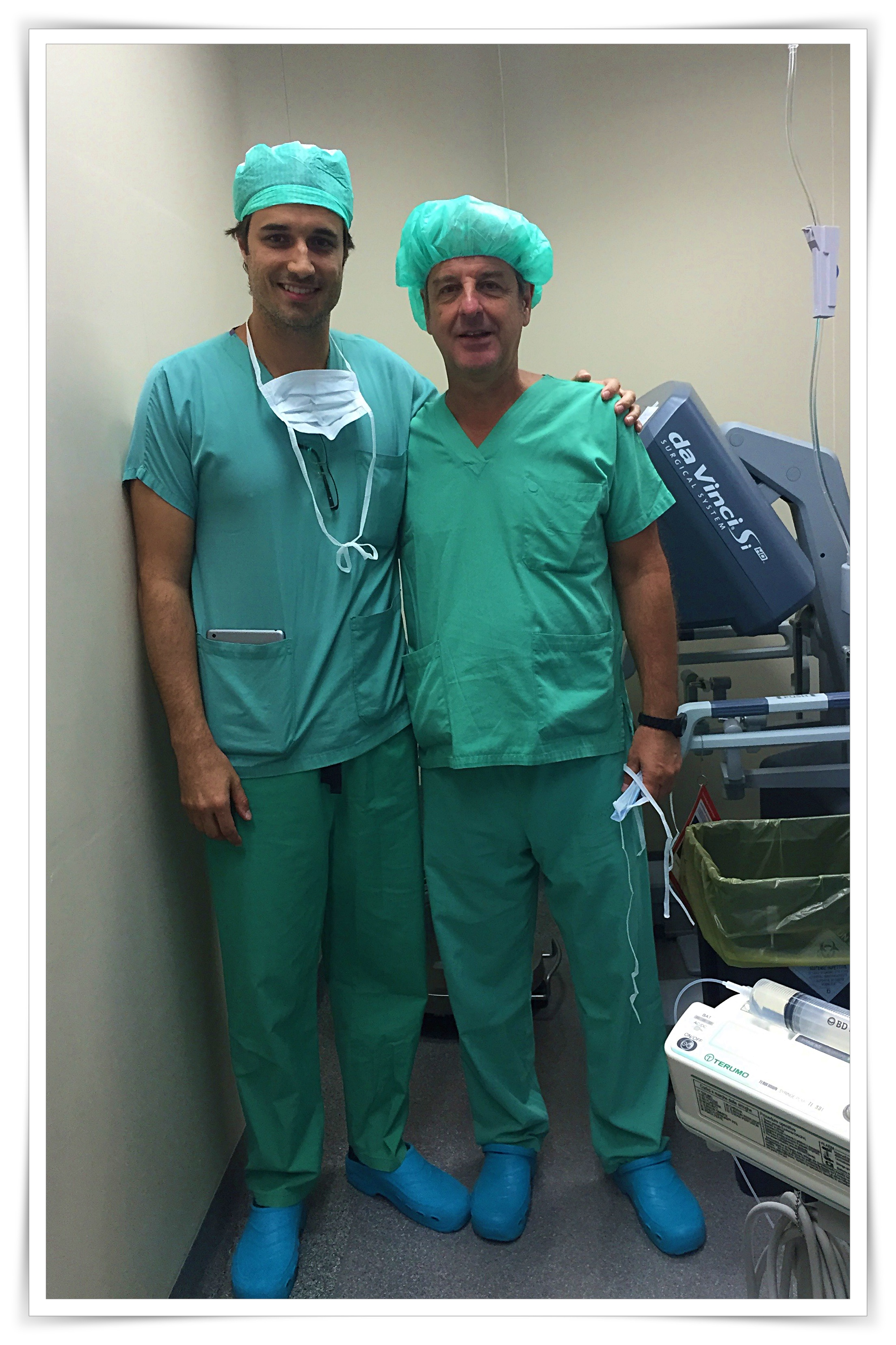 chirurgia laparoscopica della prostata in florida