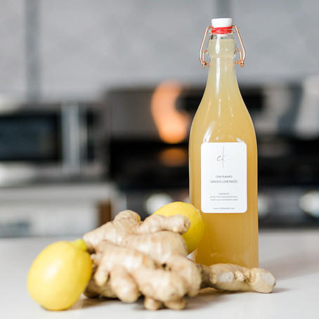 7 Benefits to Ginger