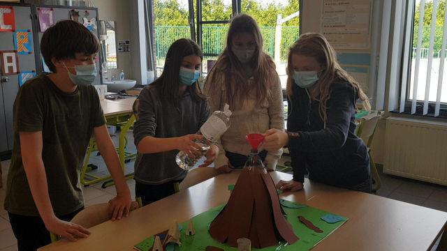 Vulkaanuitbarsting 2