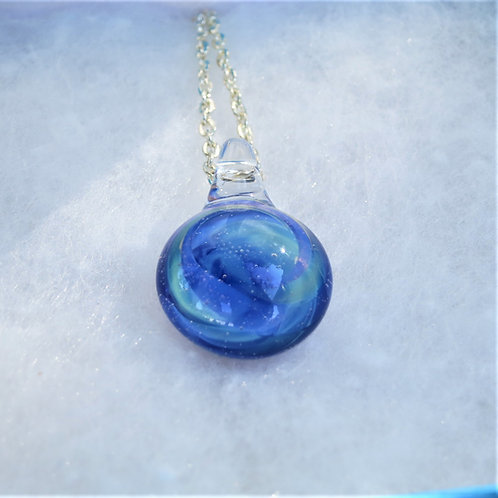 Northern Lights / Aurora Borealis Necklace