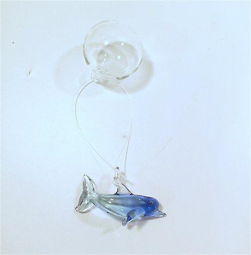 Dolphin Aquarium Ornament