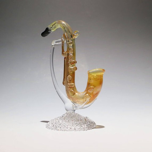 Saxophone Figurine
