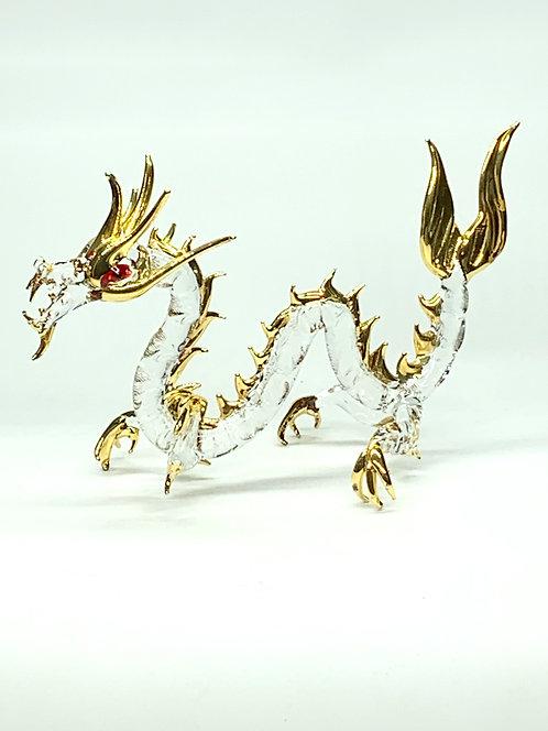 Asian Dragon Figurine