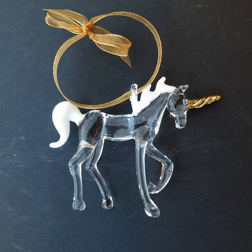 Unicorn Ornament