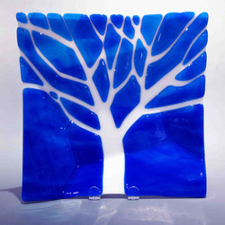 Tree of Life Origami Plate
