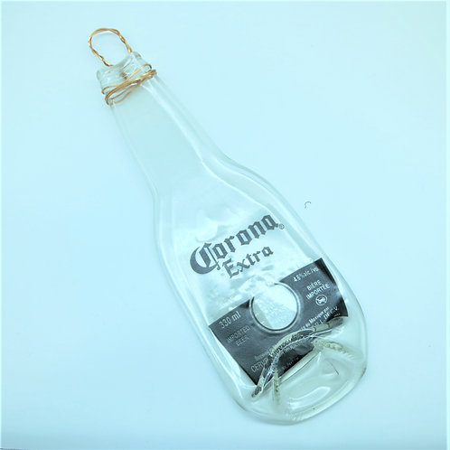 Corona Bottle Cheese Board
